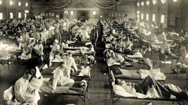 grippe espagnole