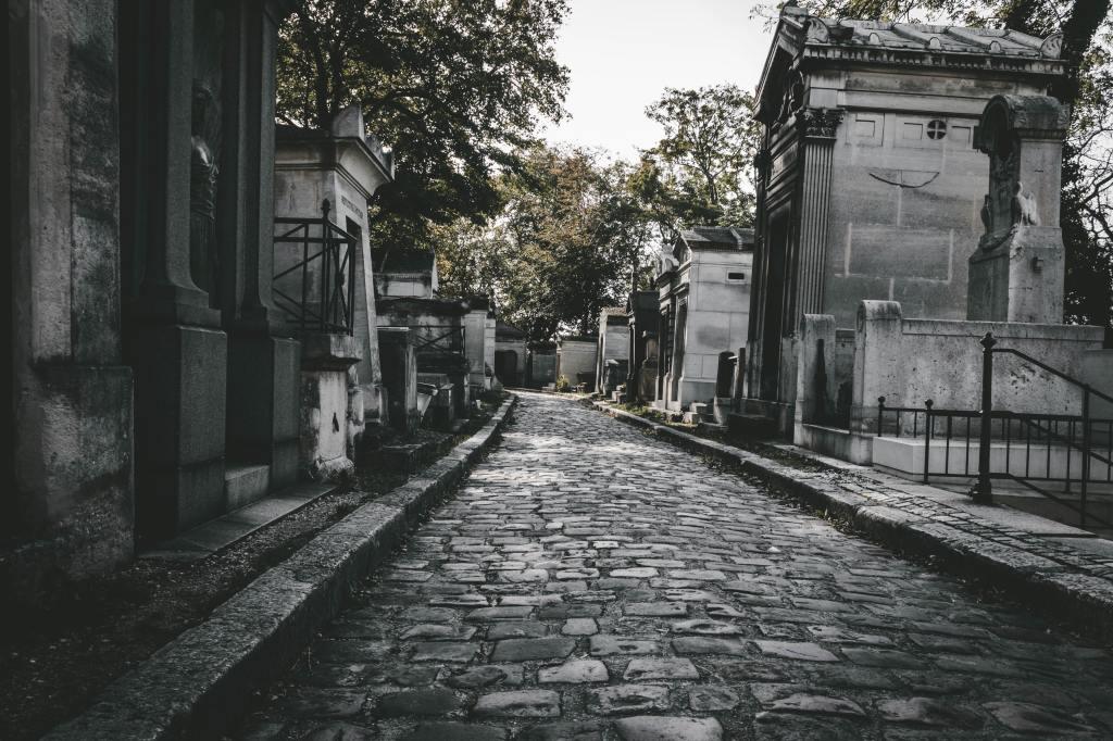 Cimetière Père Lachaise Paris