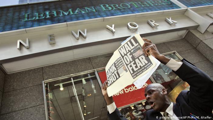 Crise financière de 2008 Lehamn Brothers